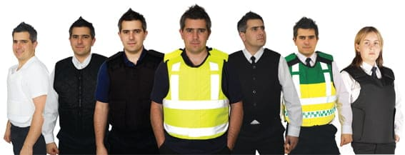 keltic's 7 styles of body armour