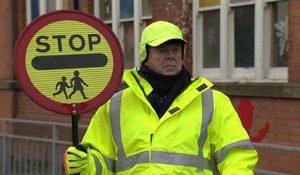School crossing patrol uniform